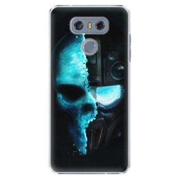 Plastové pouzdro iSaprio - Roboskull - LG G6 (H870)