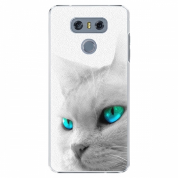 Plastové pouzdro iSaprio - Cats Eyes - LG G6 (H870)