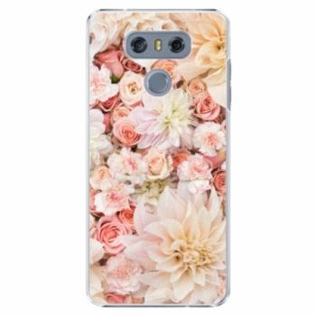Plastové pouzdro iSaprio - Flower Pattern 06 - LG G6 (H870)
