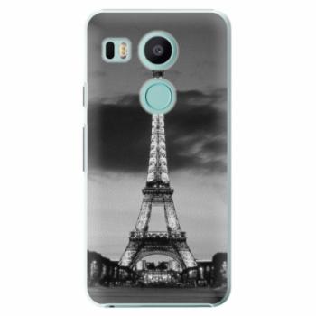 Plastové pouzdro iSaprio - Midnight in Paris - LG Nexus 5X