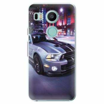 Plastové pouzdro iSaprio - Mustang - LG Nexus 5X