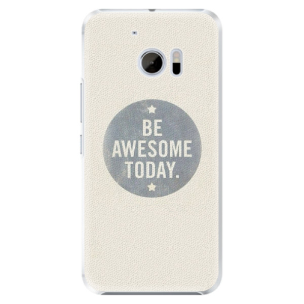 Plastové pouzdro iSaprio - Awesome 02 - HTC 10