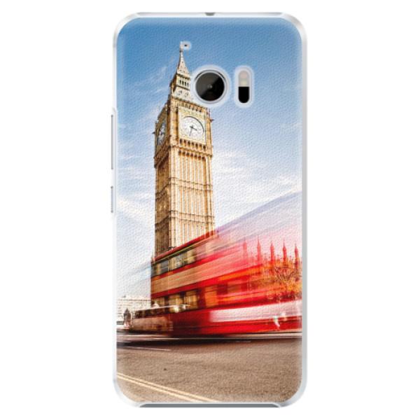Plastové pouzdro iSaprio - London 01 - HTC 10