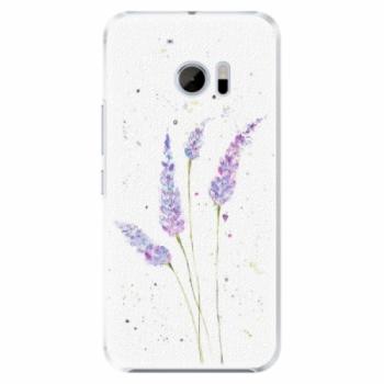 Plastové pouzdro iSaprio - Lavender - HTC 10