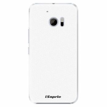Plastové pouzdro iSaprio - 4Pure - bílý - HTC 10