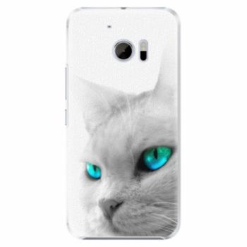 Plastové pouzdro iSaprio - Cats Eyes - HTC 10