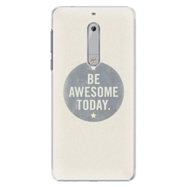 Plastové pouzdro iSaprio - Awesome 02 - Nokia 5