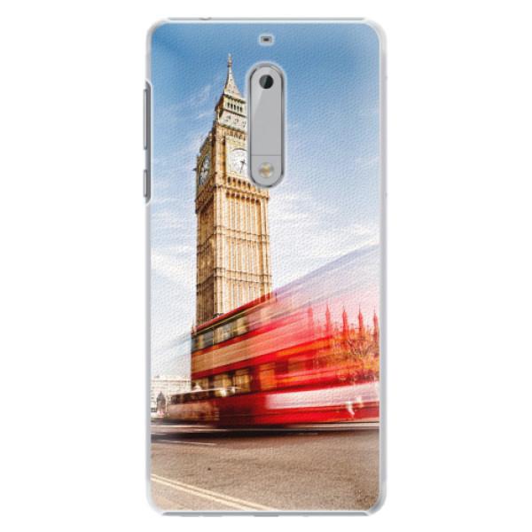 Plastové pouzdro iSaprio - London 01 - Nokia 5