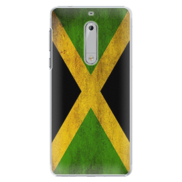 Plastové pouzdro iSaprio - Flag of Jamaica - Nokia 5