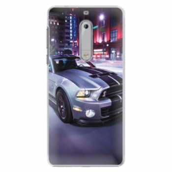 Plastové pouzdro iSaprio - Mustang - Nokia 5