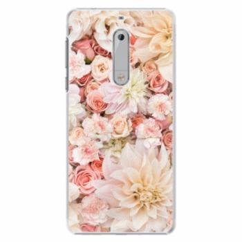 Plastové pouzdro iSaprio - Flower Pattern 06 - Nokia 5