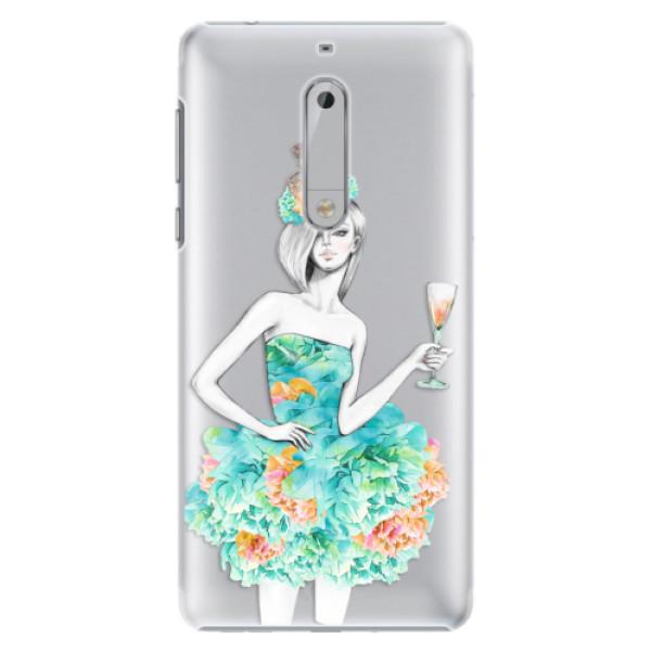 Plastové pouzdro iSaprio - Queen of Parties - Nokia 5