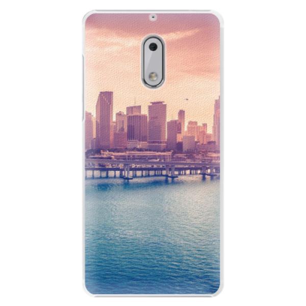 Plastové pouzdro iSaprio - Morning in a City - Nokia 6