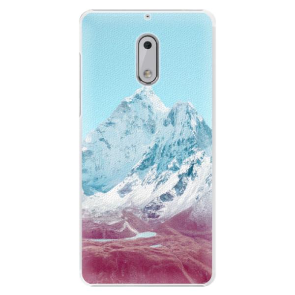 Plastové pouzdro iSaprio - Highest Mountains 01 - Nokia 6