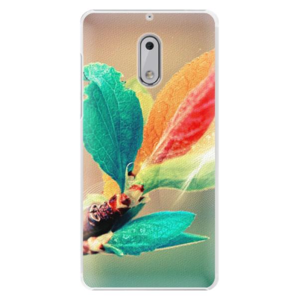 Plastové pouzdro iSaprio - Autumn 02 - Nokia 6
