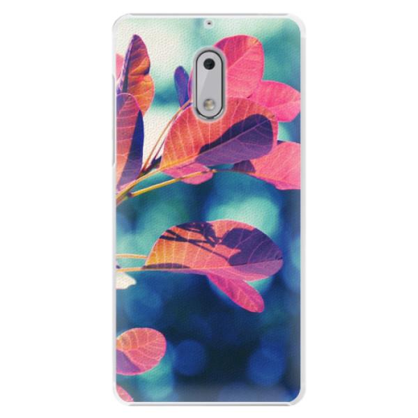 Plastové pouzdro iSaprio - Autumn 01 - Nokia 6