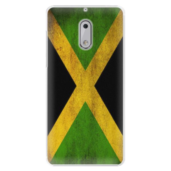 Plastové pouzdro iSaprio - Flag of Jamaica - Nokia 6