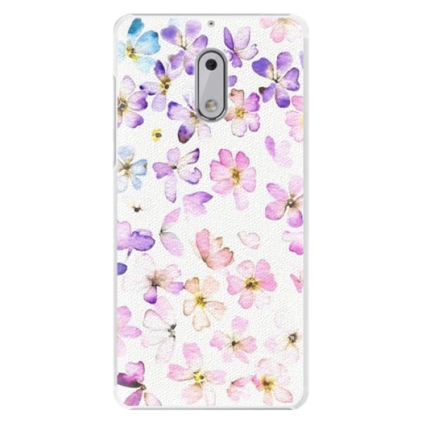 Plastové pouzdro iSaprio - Wildflowers - Nokia 6