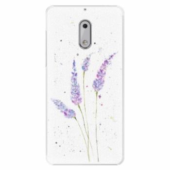 Plastové pouzdro iSaprio - Lavender - Nokia 6