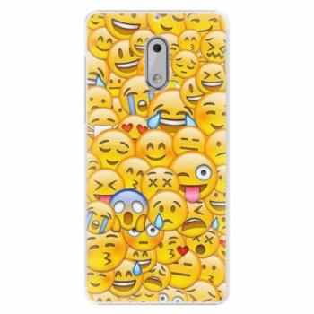 Plastové pouzdro iSaprio - Emoji - Nokia 6