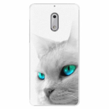 Plastové pouzdro iSaprio - Cats Eyes - Nokia 6