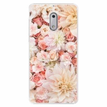 Plastové pouzdro iSaprio - Flower Pattern 06 - Nokia 6