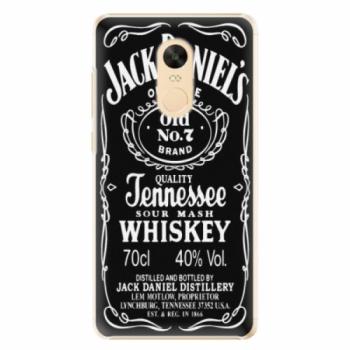 Plastové pouzdro iSaprio - Jack Daniels - Xiaomi Redmi Note 4X