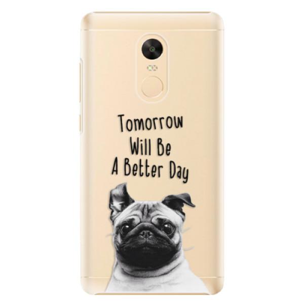 Plastové pouzdro iSaprio - Better Day 01 - Xiaomi Redmi Note 4X