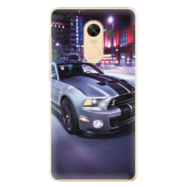 Plastové pouzdro iSaprio - Mustang - Xiaomi Redmi Note 4X