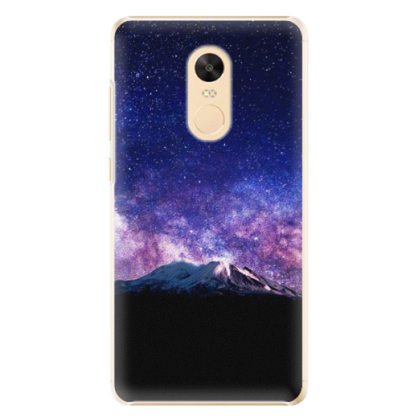 Plastové pouzdro iSaprio - Milky Way - Xiaomi Redmi Note 4X