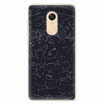 Plastové pouzdro iSaprio - Night Sky 01 - Xiaomi Redmi Note 4X