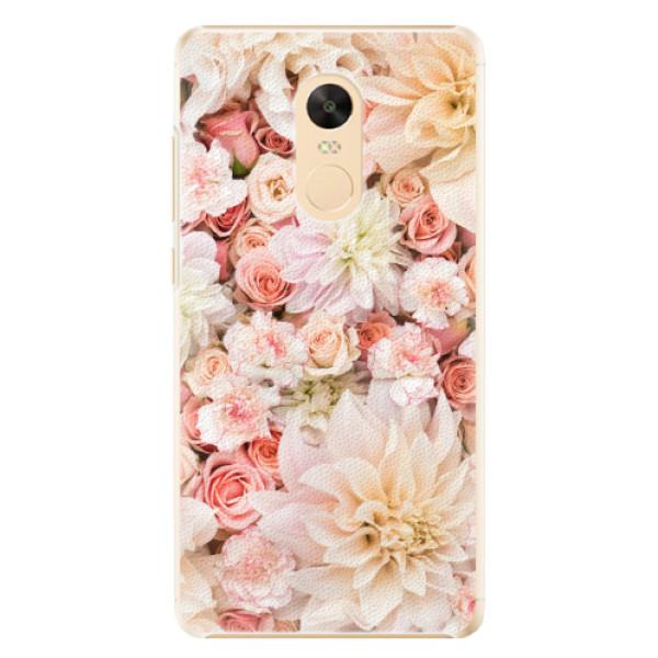 Plastové pouzdro iSaprio - Flower Pattern 06 - Xiaomi Redmi Note 4X