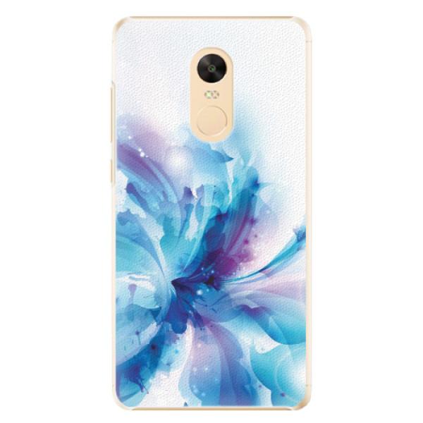 Plastové pouzdro iSaprio - Abstract Flower - Xiaomi Redmi Note 4X