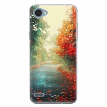 Plastové pouzdro iSaprio - Autumn 03 - LG Q6
