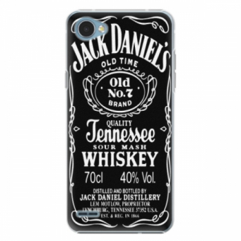 Plastové pouzdro iSaprio - Jack Daniels - LG Q6