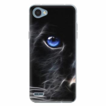 Plastové pouzdro iSaprio - Black Puma - LG Q6