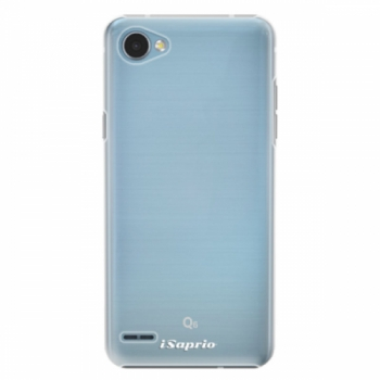 Plastové pouzdro iSaprio - 4Pure - mléčný bez potisku - LG Q6
