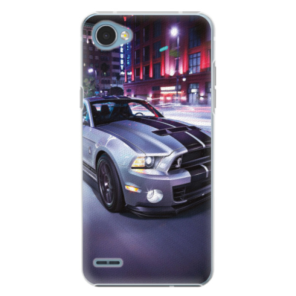 Plastové pouzdro iSaprio - Mustang - LG Q6