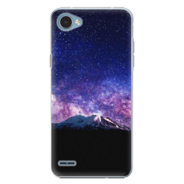 Plastové pouzdro iSaprio - Milky Way - LG Q6