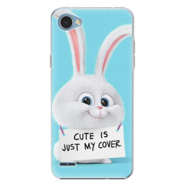 Plastové pouzdro iSaprio - My Cover - LG Q6