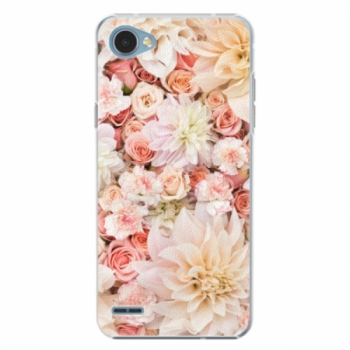 Plastové pouzdro iSaprio - Flower Pattern 06 - LG Q6