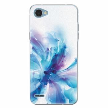 Plastové pouzdro iSaprio - Abstract Flower - LG Q6