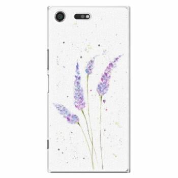 Plastové pouzdro iSaprio - Lavender - Sony Xperia XZ Premium