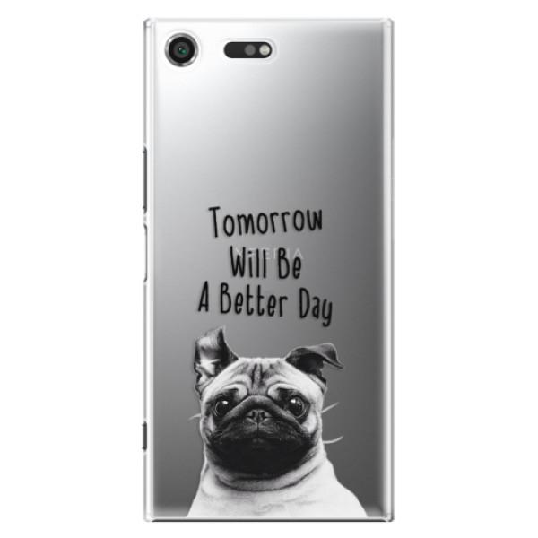 Plastové pouzdro iSaprio - Better Day 01 - Sony Xperia XZ Premium