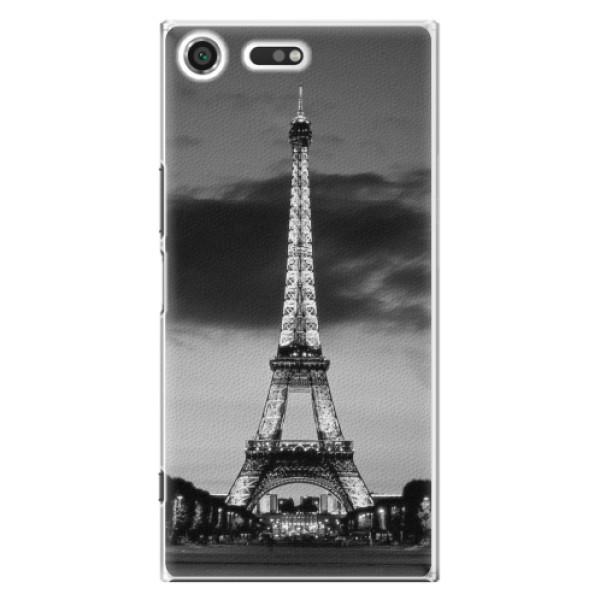 Plastové pouzdro iSaprio - Midnight in Paris - Sony Xperia XZ Premium