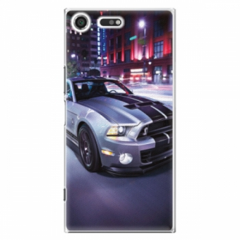 Plastové pouzdro iSaprio - Mustang - Sony Xperia XZ Premium