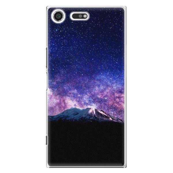 Plastové pouzdro iSaprio - Milky Way - Sony Xperia XZ Premium