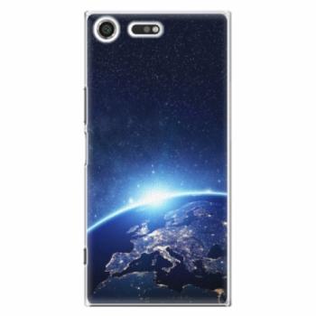 Plastové pouzdro iSaprio - Earth at Night - Sony Xperia XZ Premium