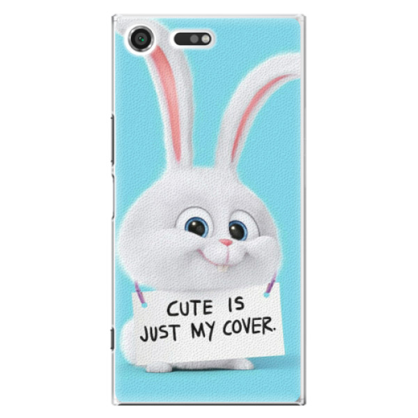 Plastové pouzdro iSaprio - My Cover - Sony Xperia XZ Premium
