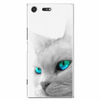 Plastové pouzdro iSaprio - Cats Eyes - Sony Xperia XZ Premium